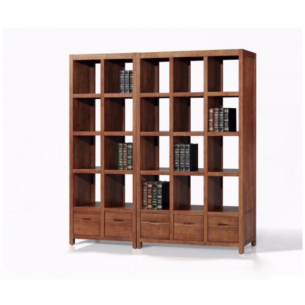 耶魯全實木書櫃 多尺寸