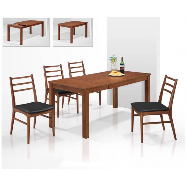 卡地夫餐桌 拉合設計 全實木