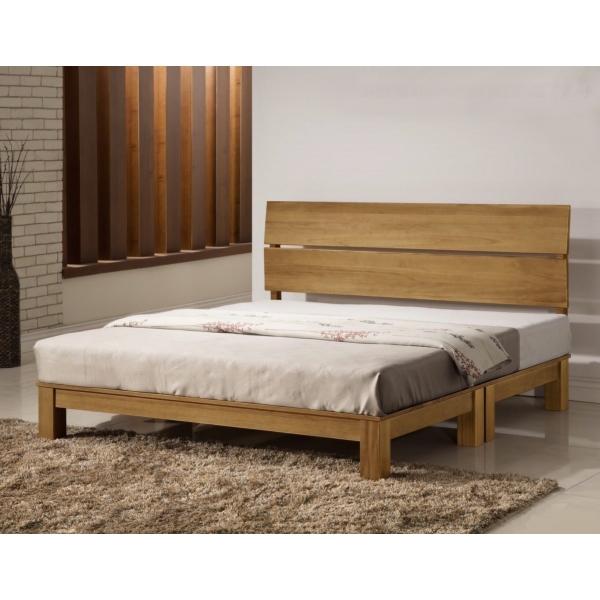 夏目香檜實木床底 3.5尺5尺6尺 散發淡淡檜木香味