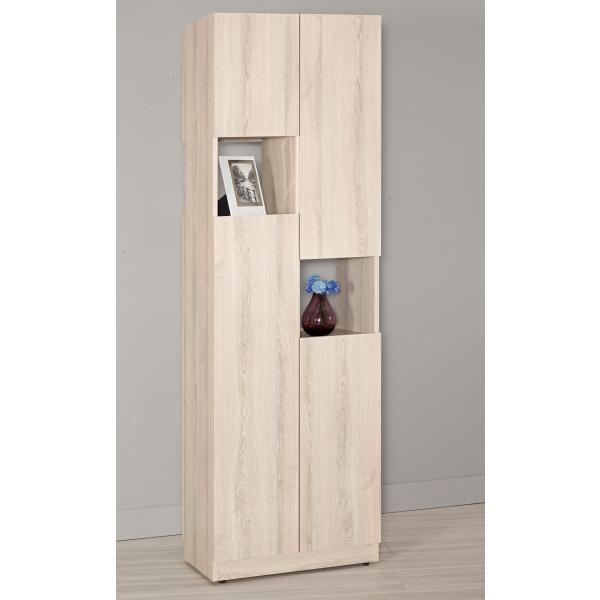 達爾維2尺雙面屏風鞋櫃