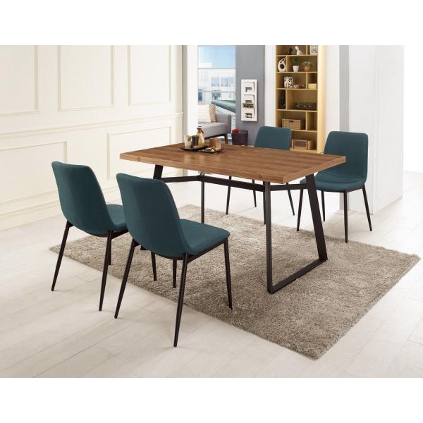 提姆4.3尺餐桌 艾諾克餐椅