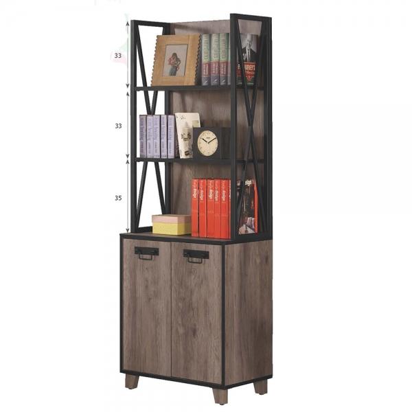 哈麥德2尺書櫃