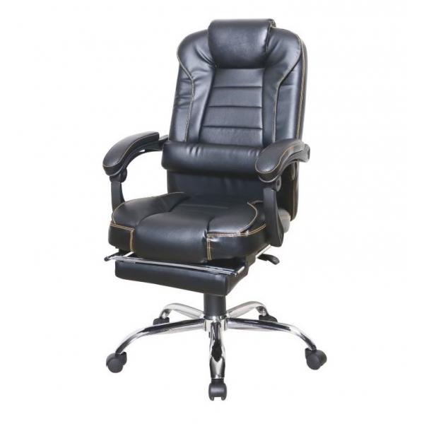岩田電腦椅 伸縮腳踏墊 坐臥兩用