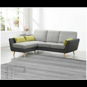 毛毛蟲 貓抓皮沙發 座位滑動加深設計